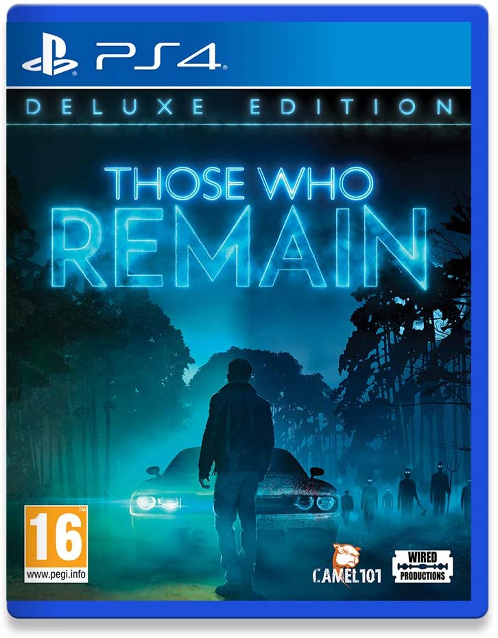 Those Who Remain Deluxe Edition (PS4)