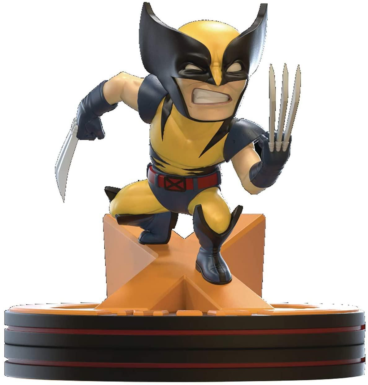 Marvel X-Men Wolverine 80th Anniversary Qfig Diorama