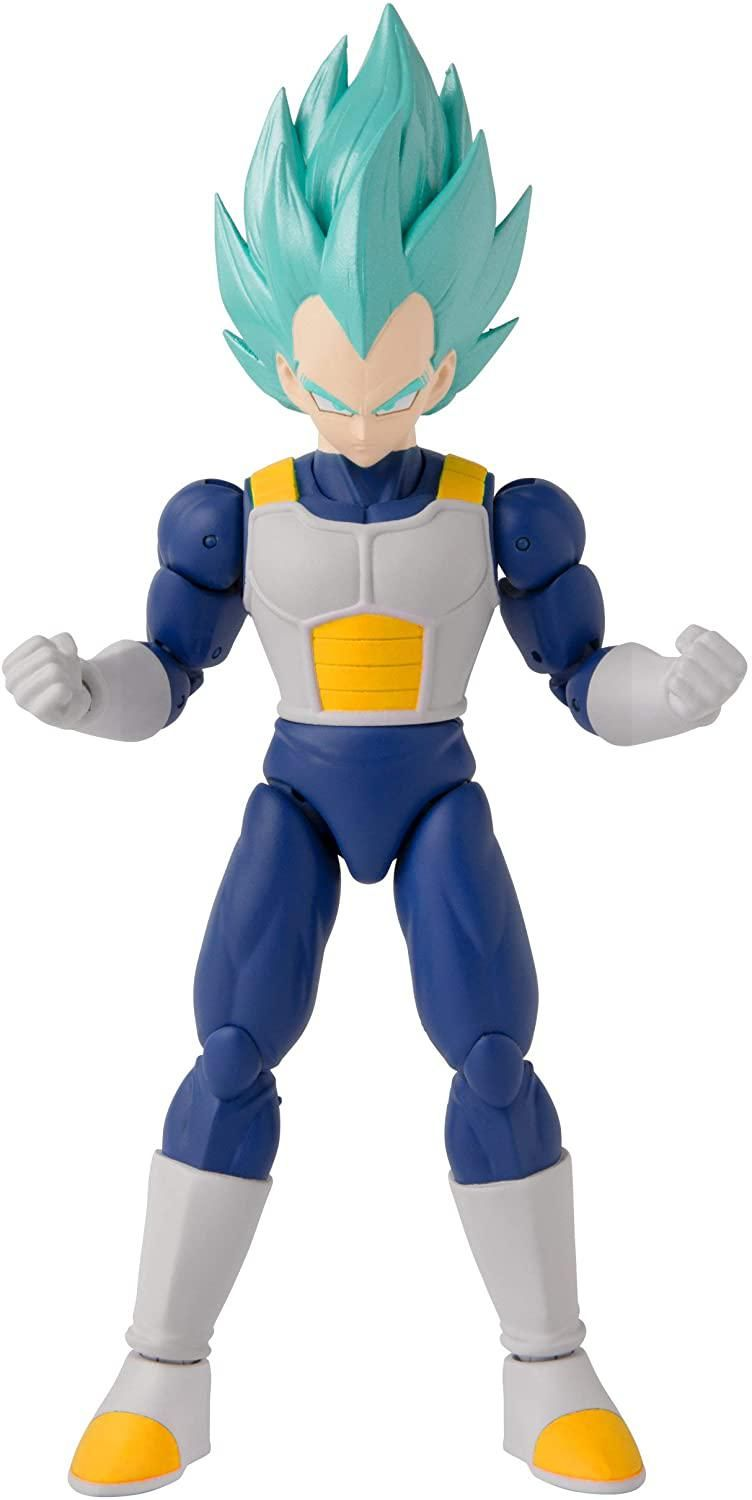 Dragon Ball Super Saiyan Blue Vegeta Action Figure