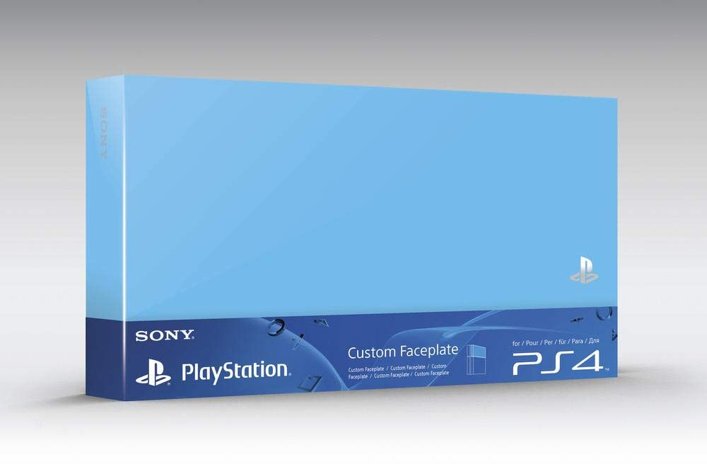 PlayStation 4 Faceplate - Blue