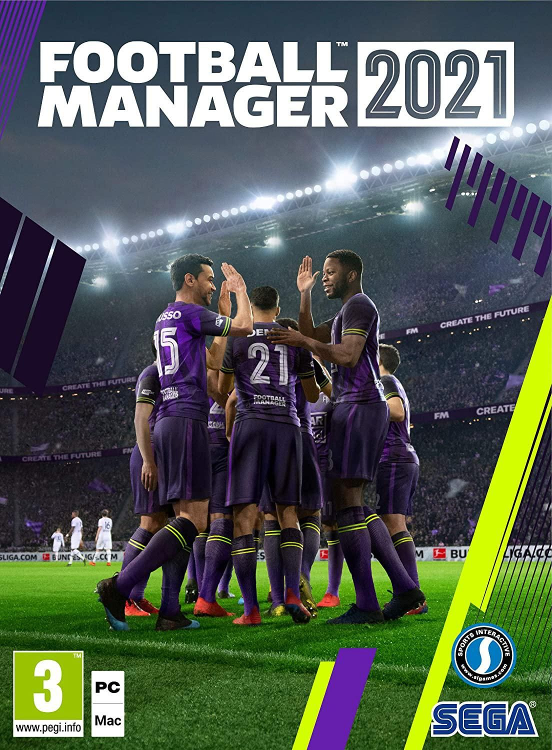 Football Manager 2021(PC)