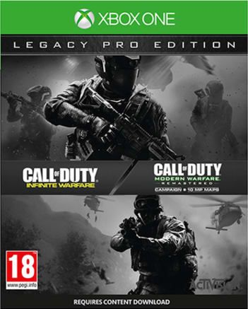 Call of Duty: Infinite Warfare - Legacy Pro Edition (Xbox One)