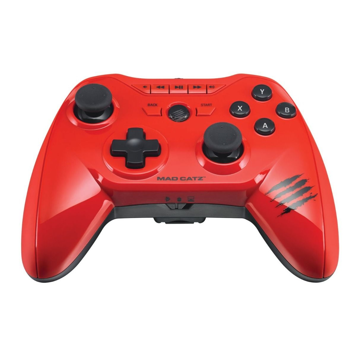 Mad Catz C.T.R.L.R Mobile Controller - Red (Android)