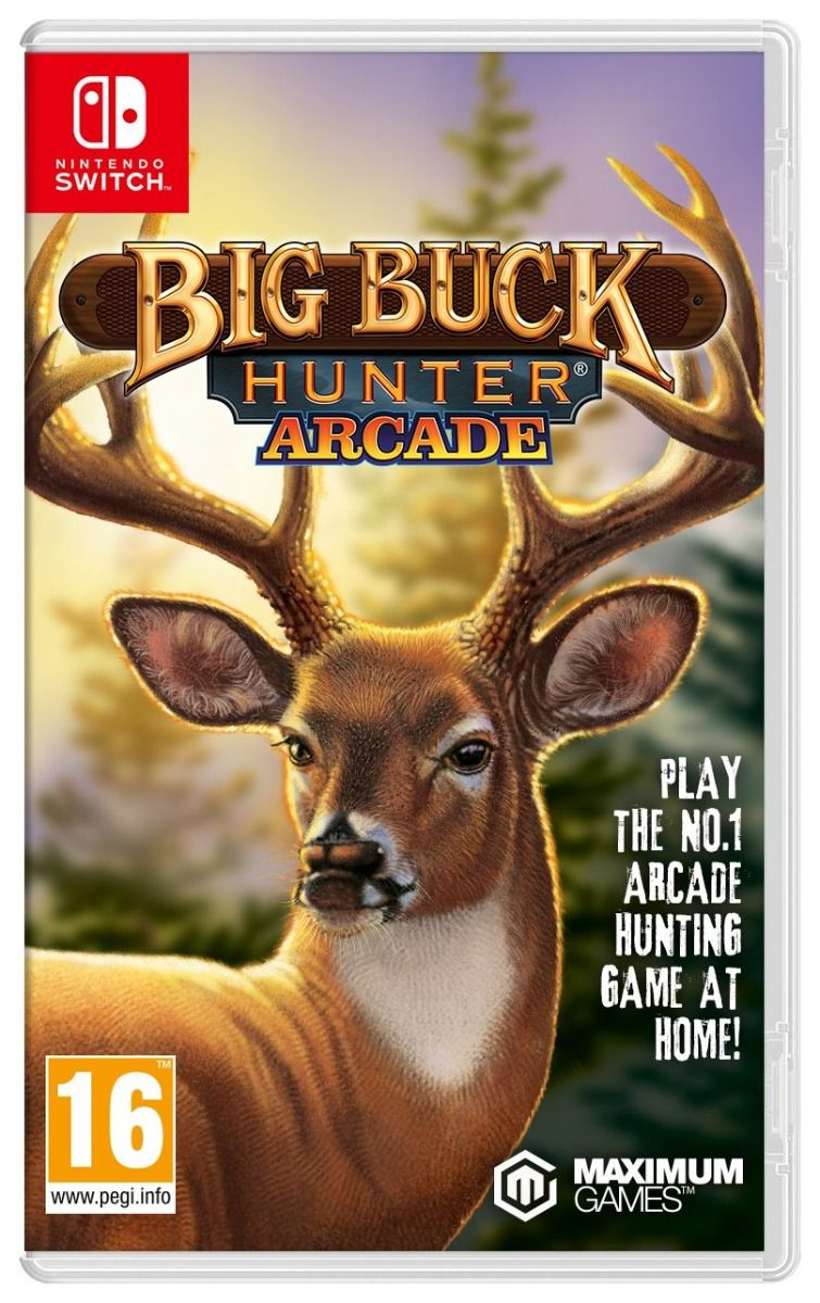 Big Buck Hunter Arcade (Nintendo Switch)