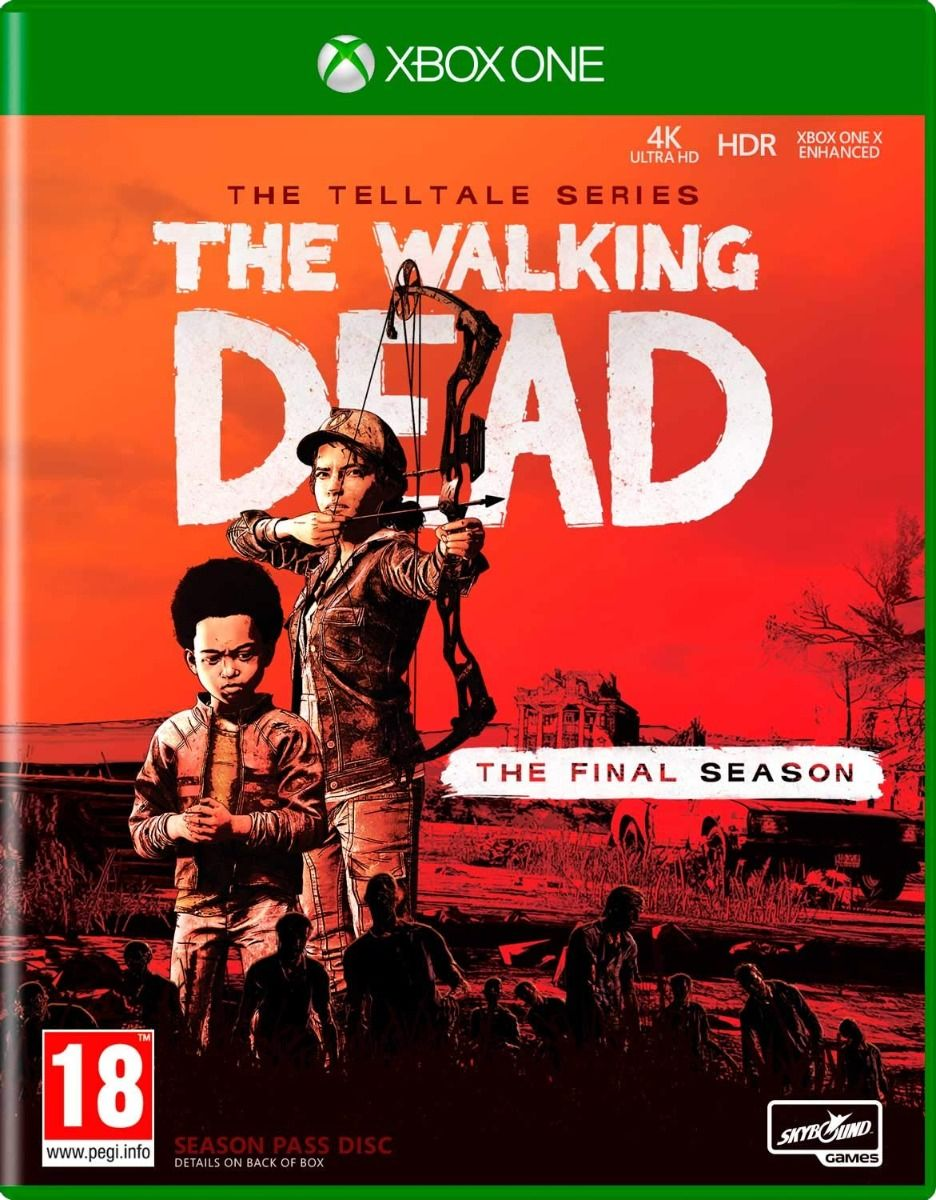 Telltale's The Walking Dead: The Final Season (Xbox One)