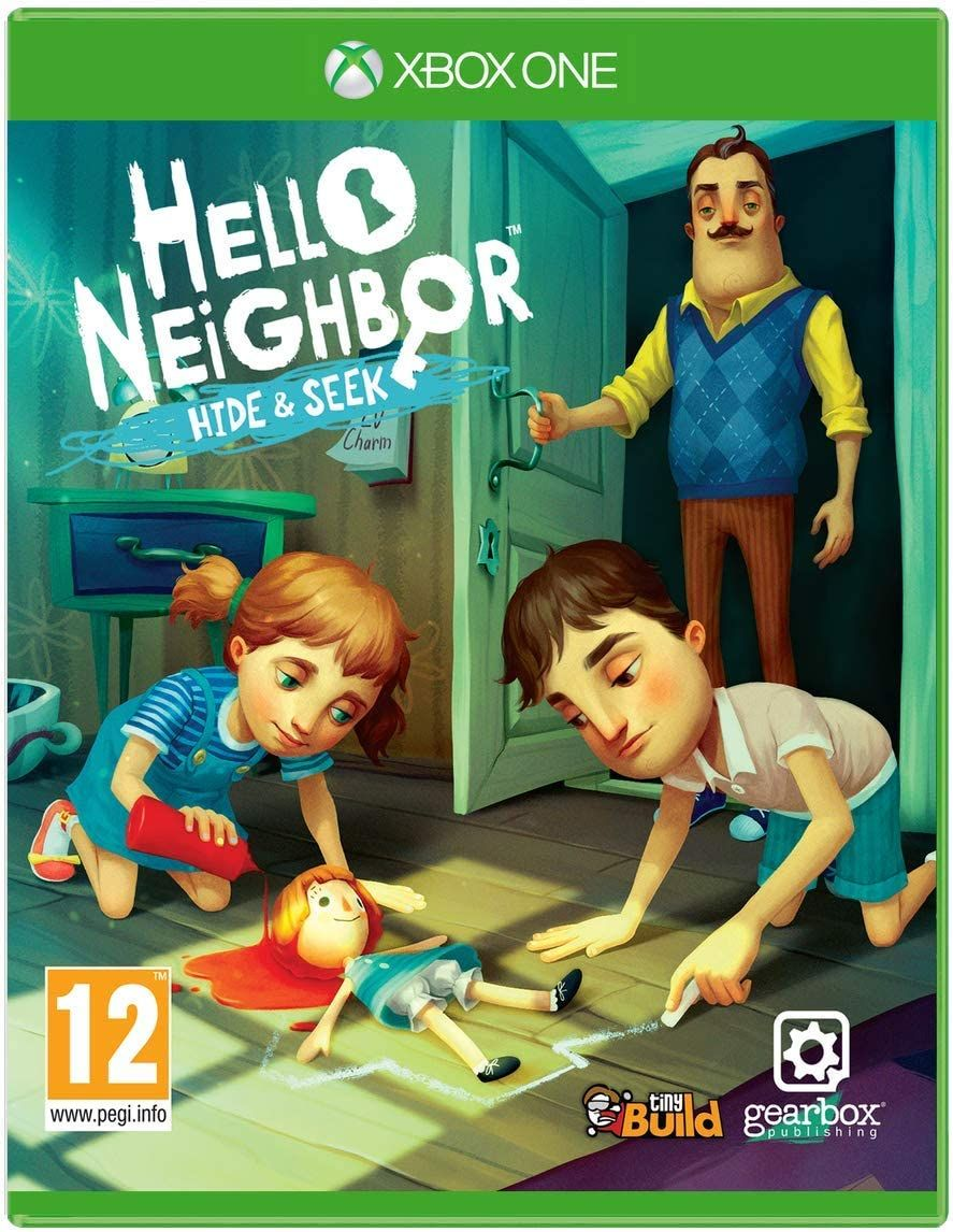Hello Neighbour Hide and Seek (Xbox One)