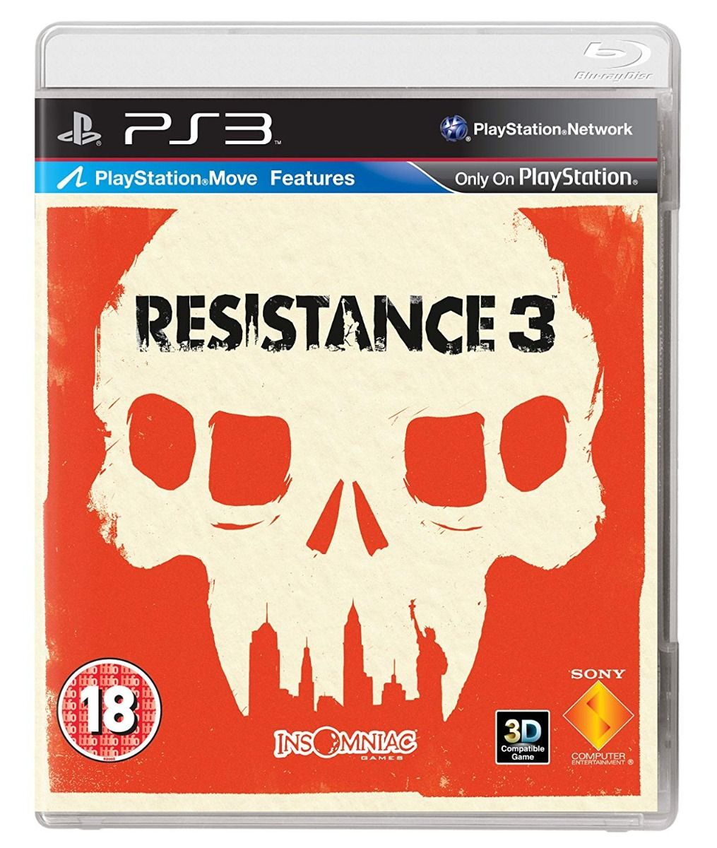 Resistance 3 - Essentials (PS3)