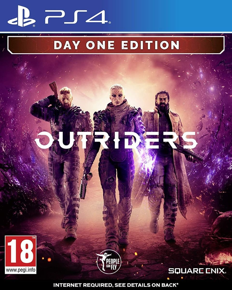 Outriders Day One Edition (PS4)