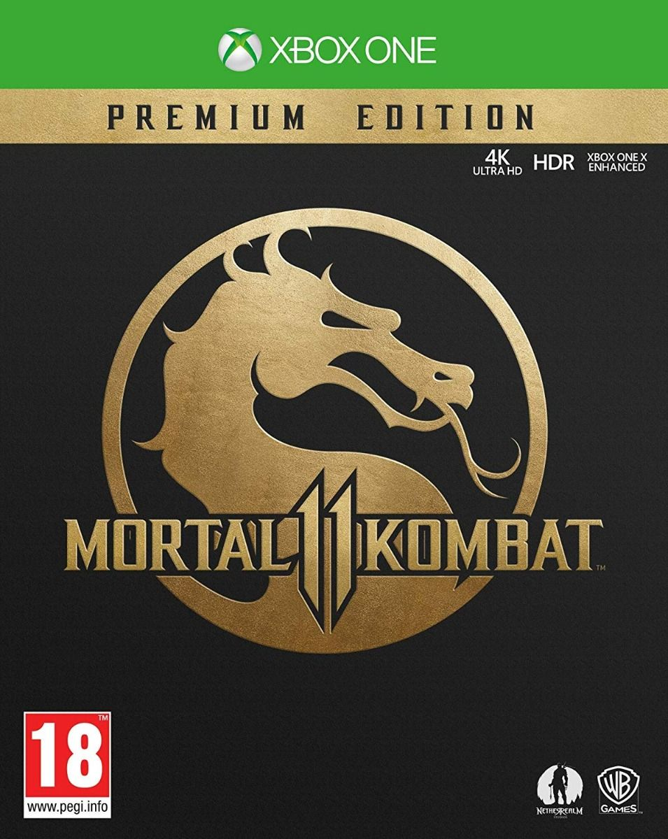 Mortal Kombat Premium Collection (Xbox One)
