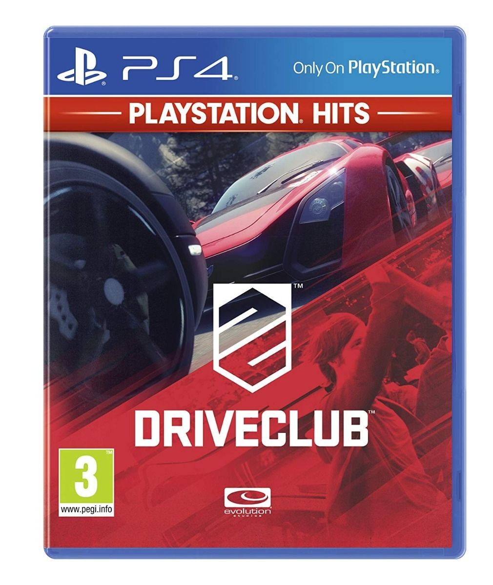 Driveclub - PlayStation Hits (PS4)