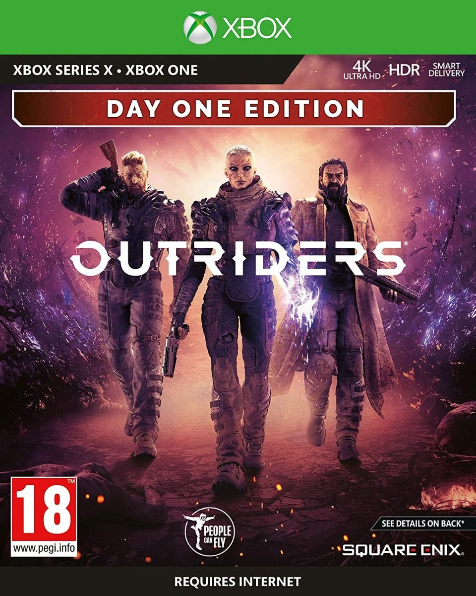 Outriders Day One Edition (Xbox One/Xbox Series X)