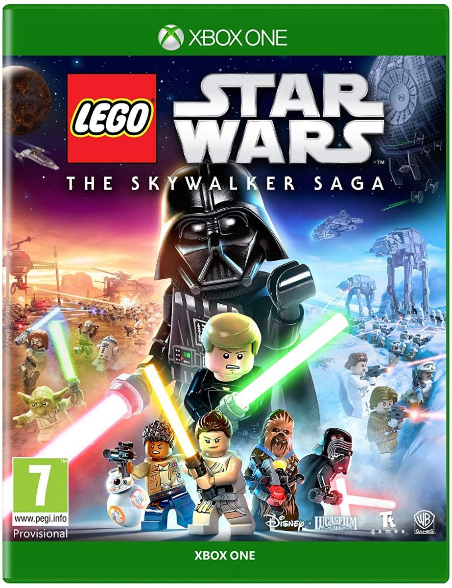 Lego Star Wars The Skywalker Saga (Xbox One)