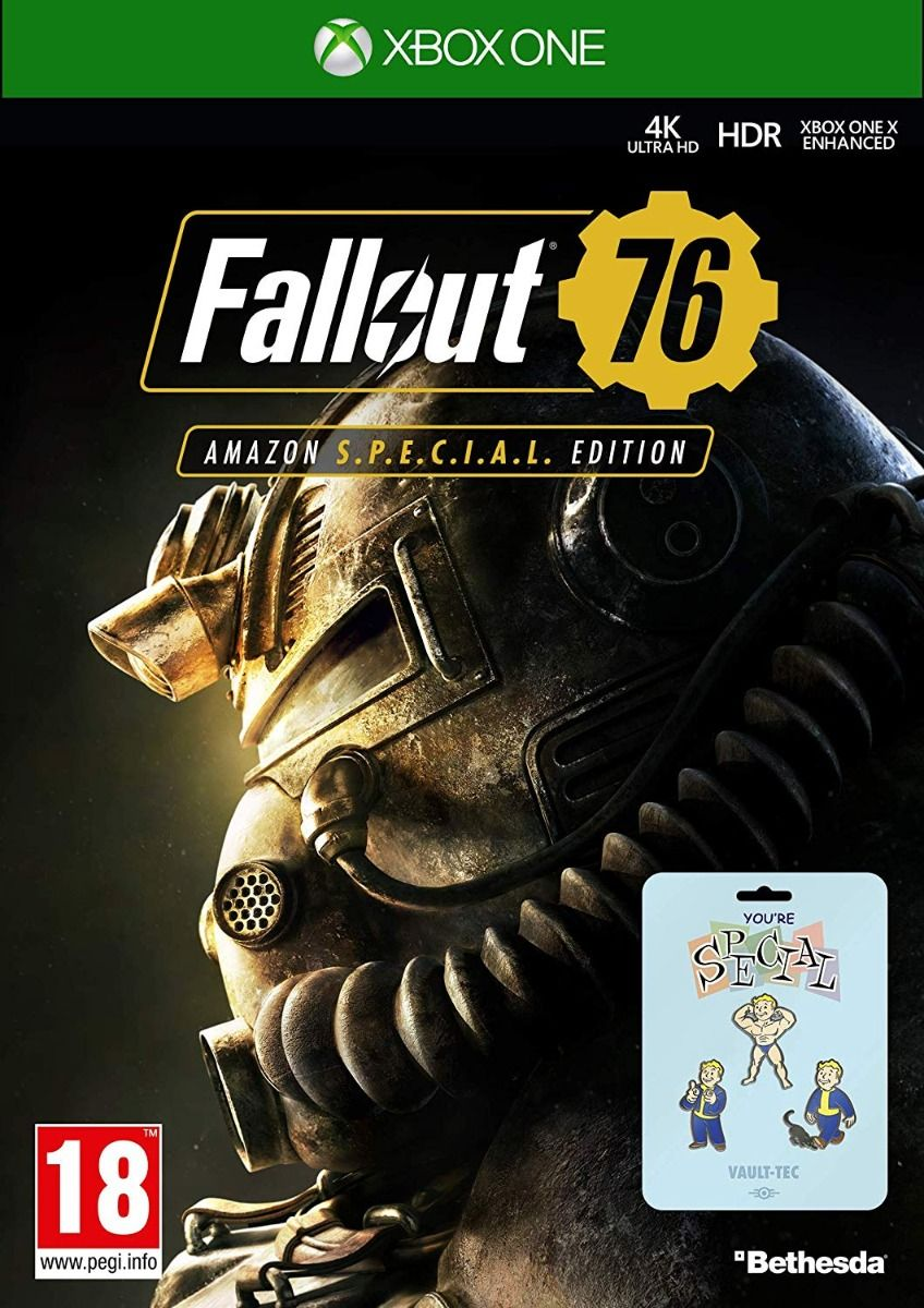 Fallout 76 Standard Plus (Xbox One)