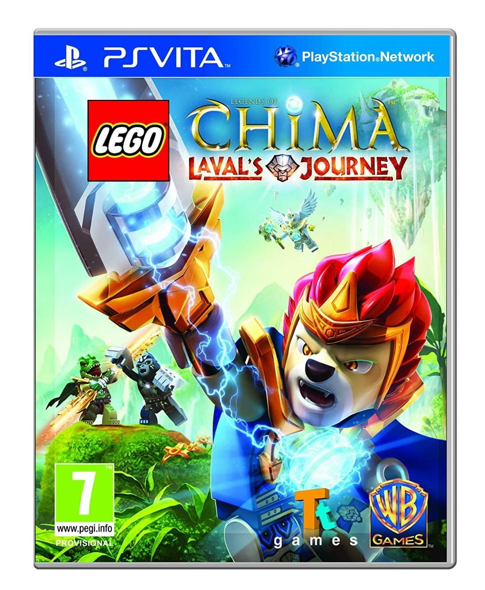 LEGO Legends of Chima: Lavals Journey (PS Vita)
