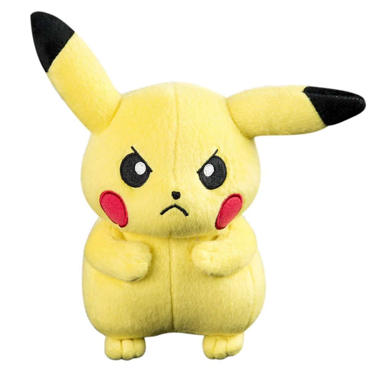 Pokemon Angry Pikachu Plush Toy