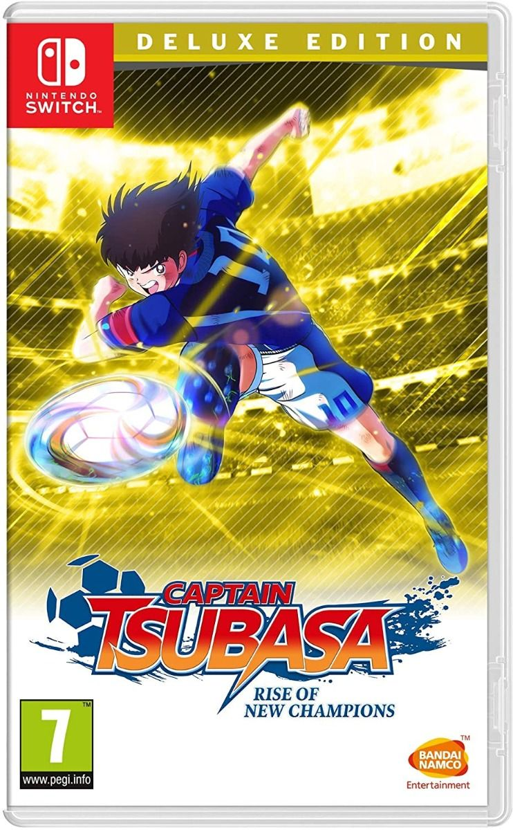 Captain Tsubasa: Rise of New Champions  Deluxe Edition (Nintendo Switch)