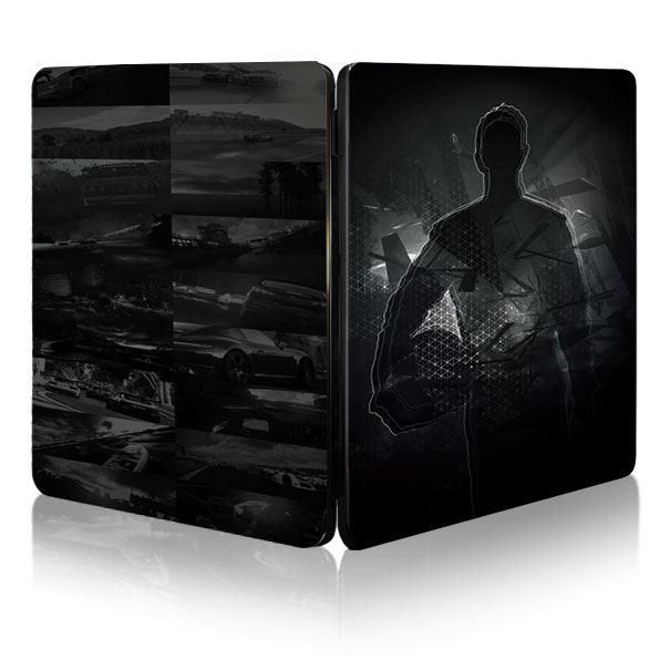 Project Cars - Empty Steelbook