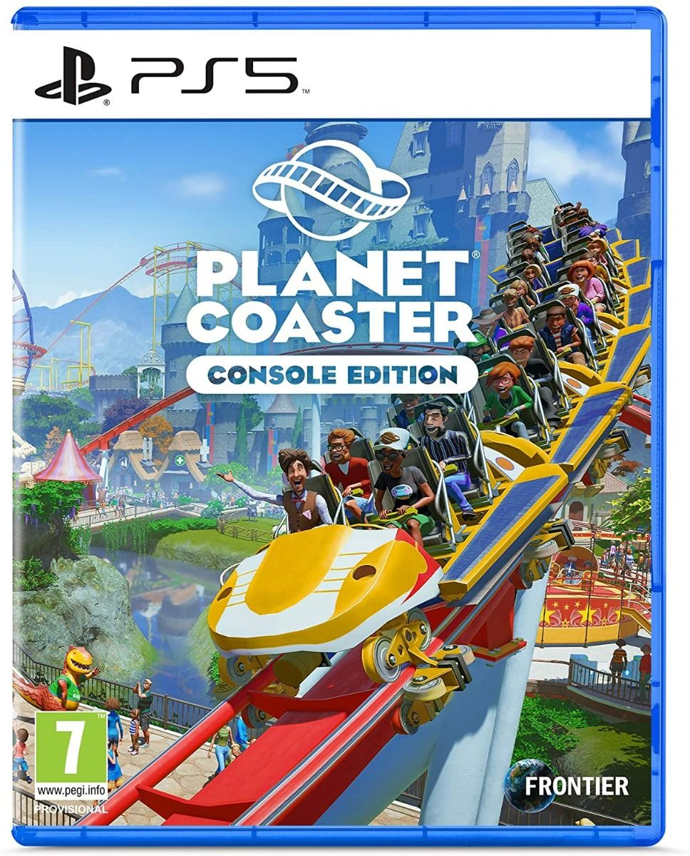 Planet Coaster: Console Edition (PS5)