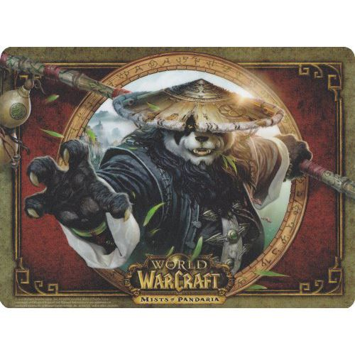 World of Warcraft Mists of Pandaria - Collector's Edition - Chen Stormstout Mouse Mat