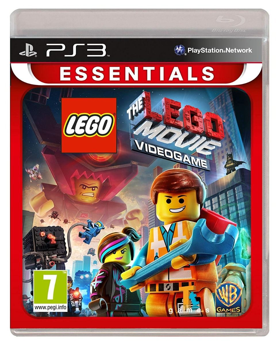 The Lego Movie: Videogame (PS3)
