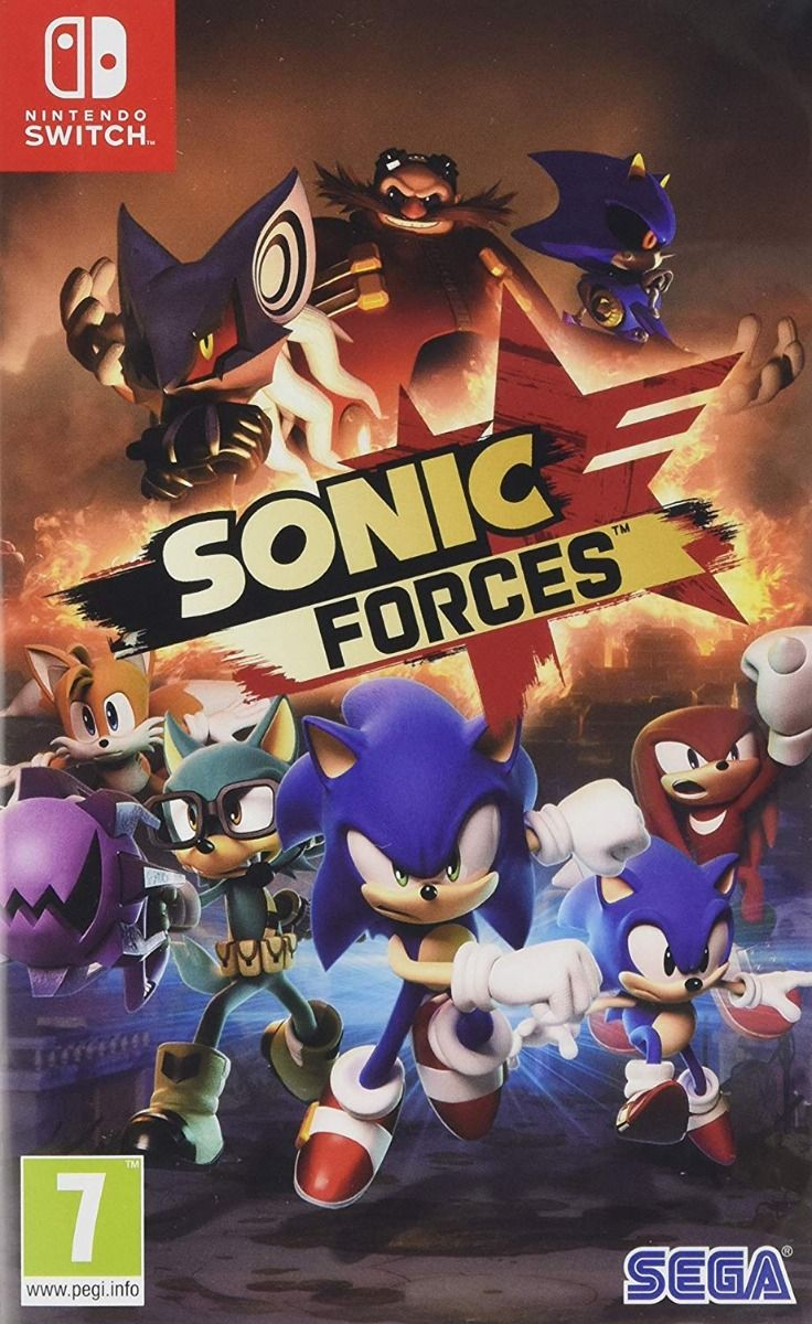 Sonic Forces (Nintendo Switch)