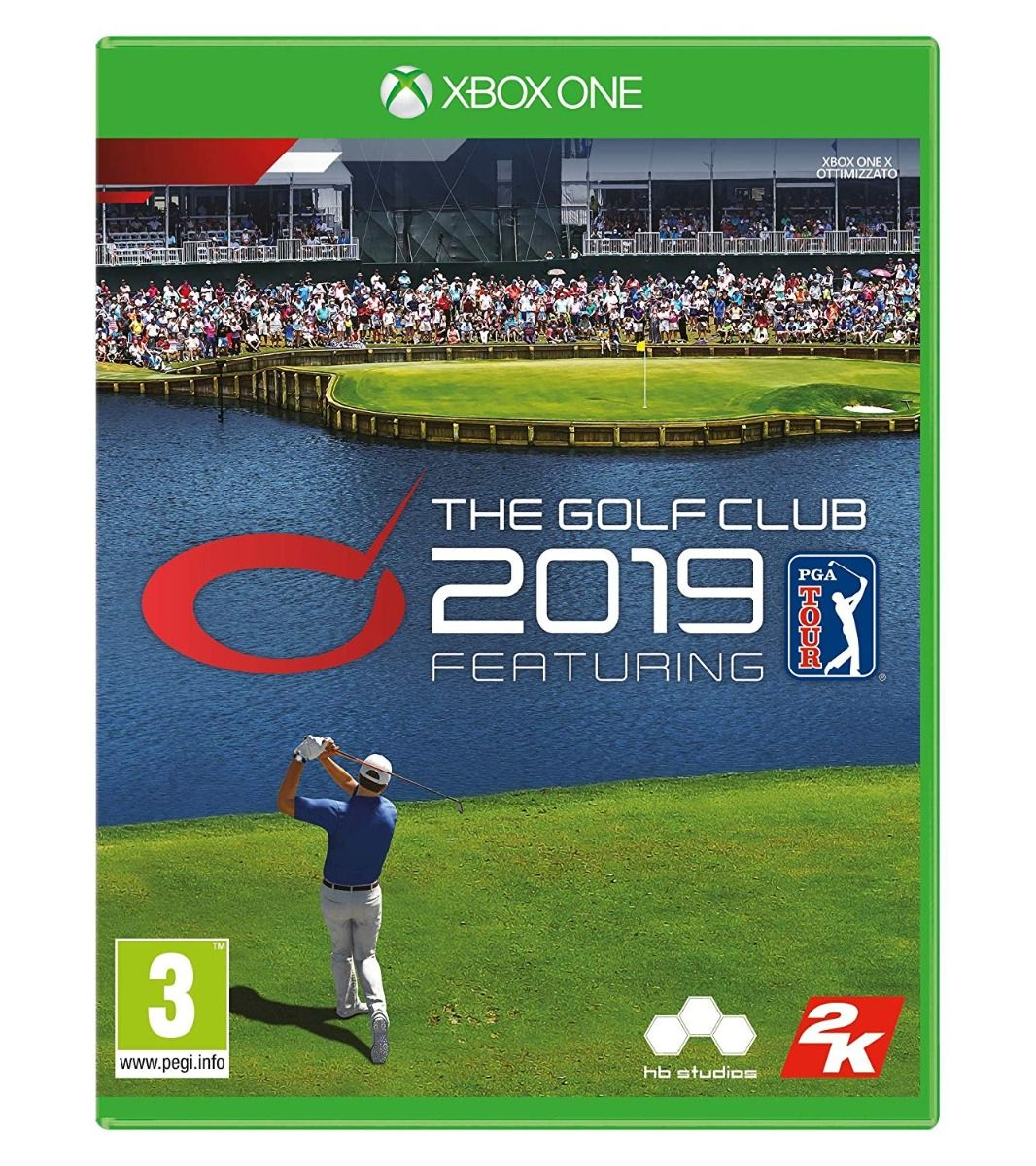 The Golf Club 2019 (Xbox One)