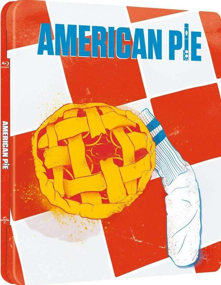 American Pie - Empty Steelbook