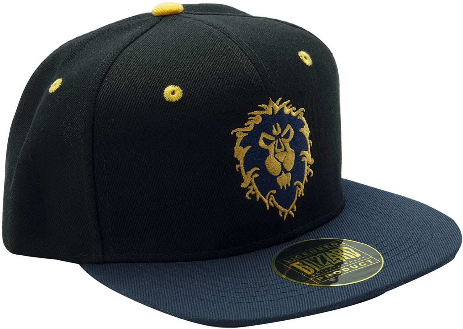 World of Warcraft - Snapback Cap Alliance - Blue