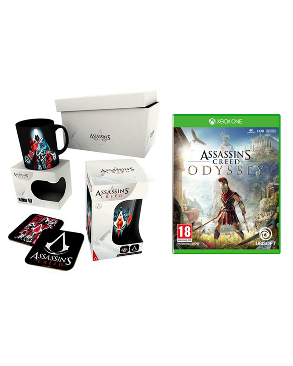 Assassin's Creed Odyssey + Gift Box (Xbox One)