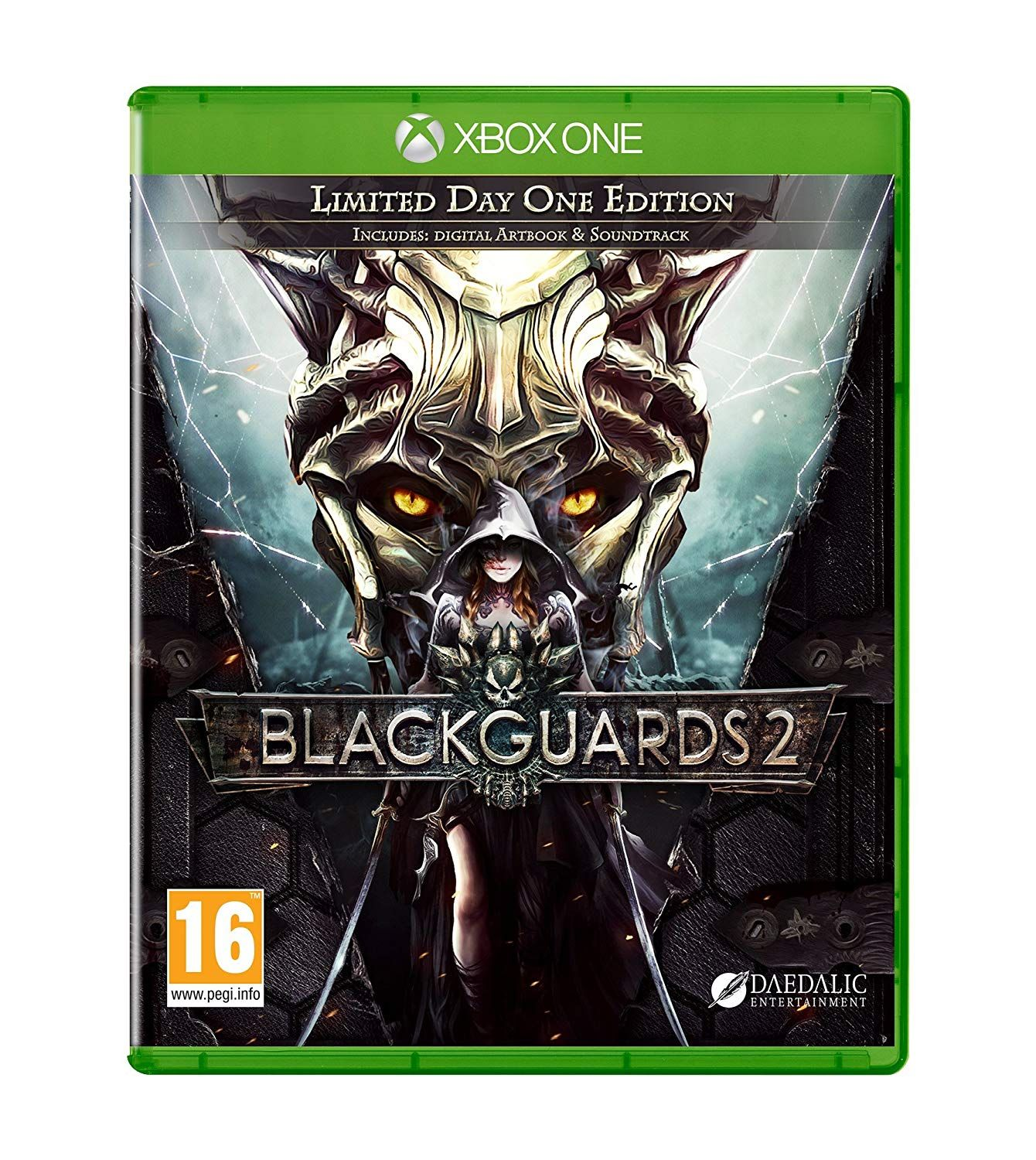 Blackguards 2 Day One Edition (Xbox One)