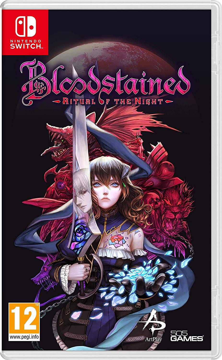 Bloodstained Ritual Night (Nintendo Switch)
