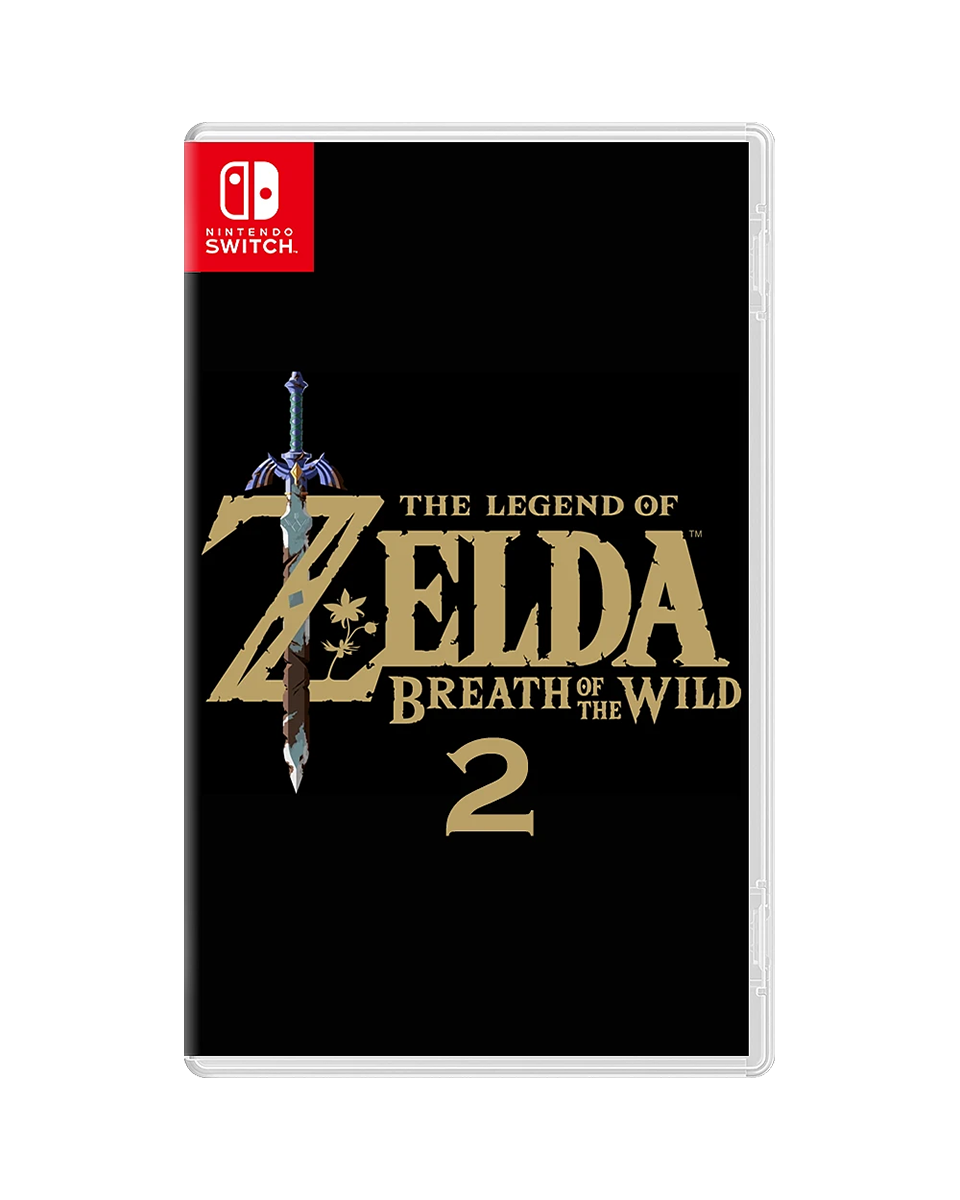 The Legend of Zelda Breath of the Wild 2 (Nintendo Switch)