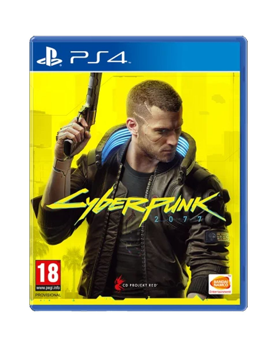 Cyberpunk 2077 (PS4) under £20 at Go2Games