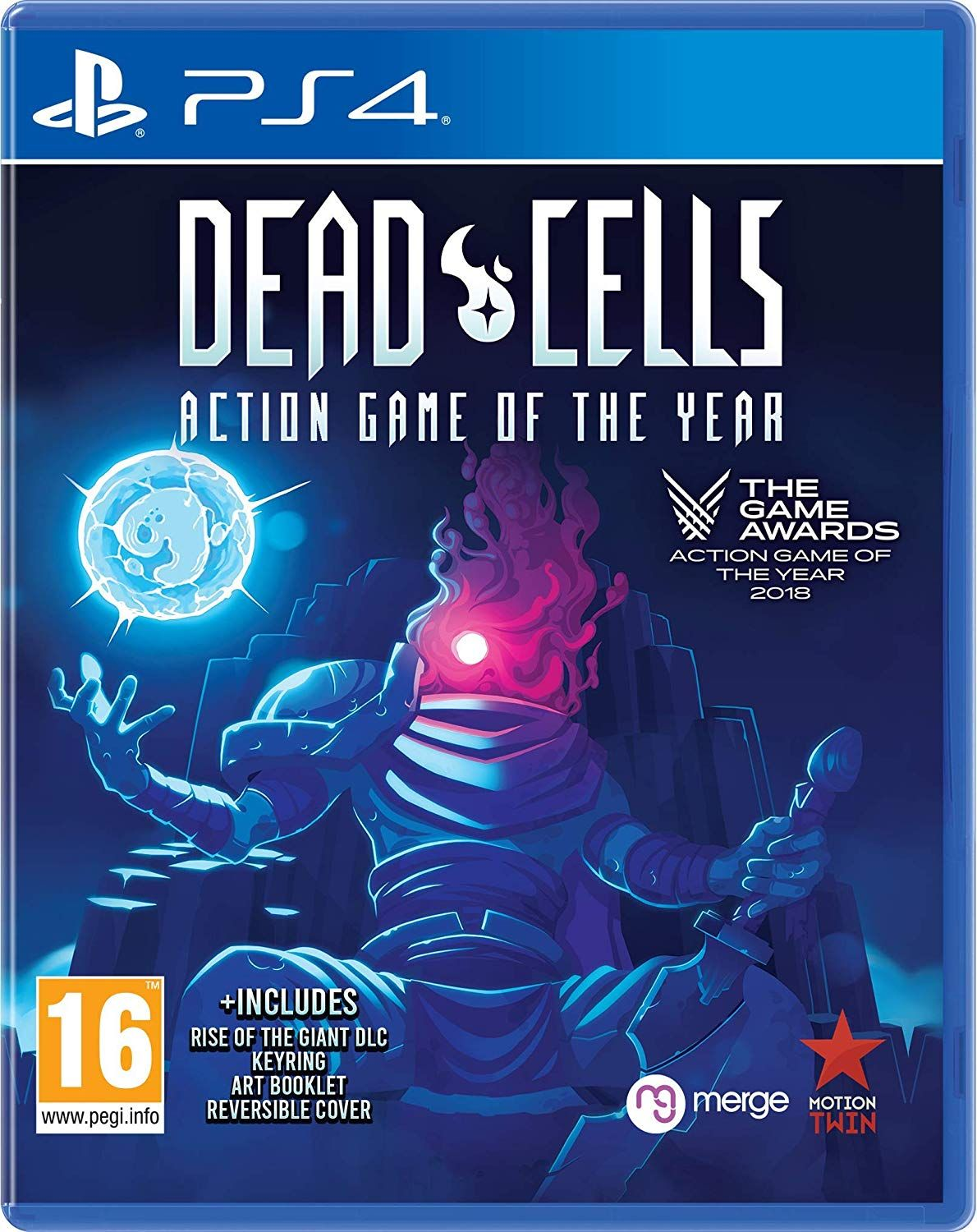 Dead Cells Action GOTY (PS4)