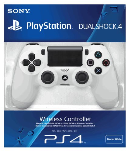 Playstation 4 White Controller (PS4)