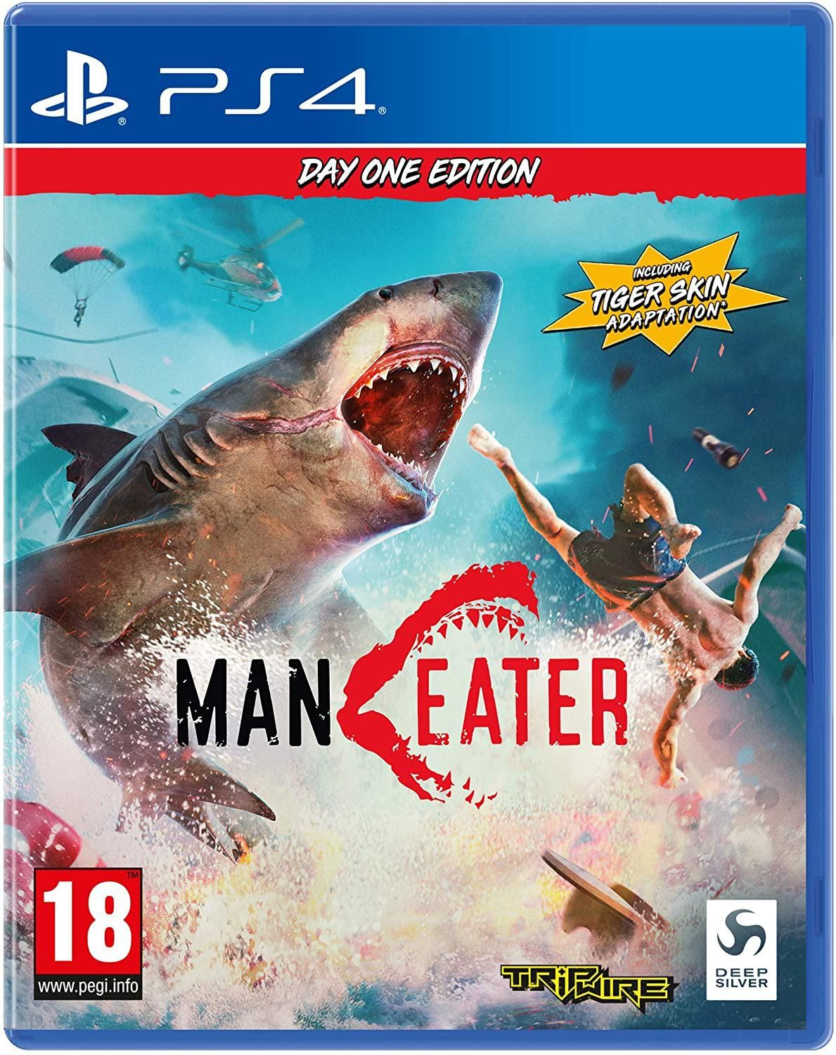 Maneater Day One Edition (PS4)