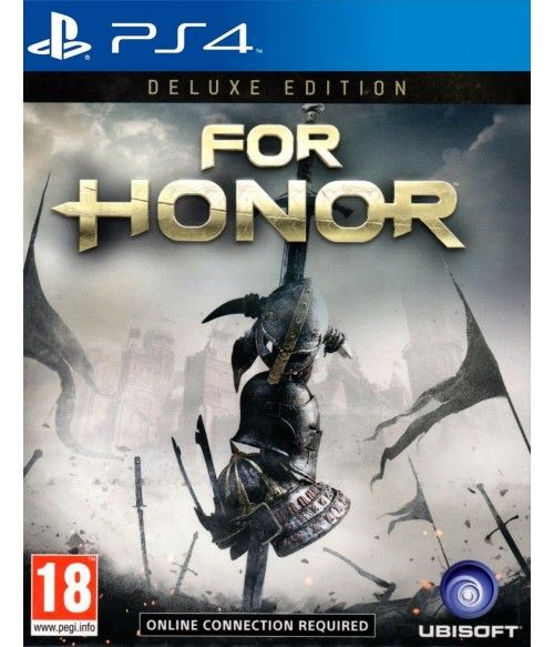 For Honor: Deluxe Edition (PS4)