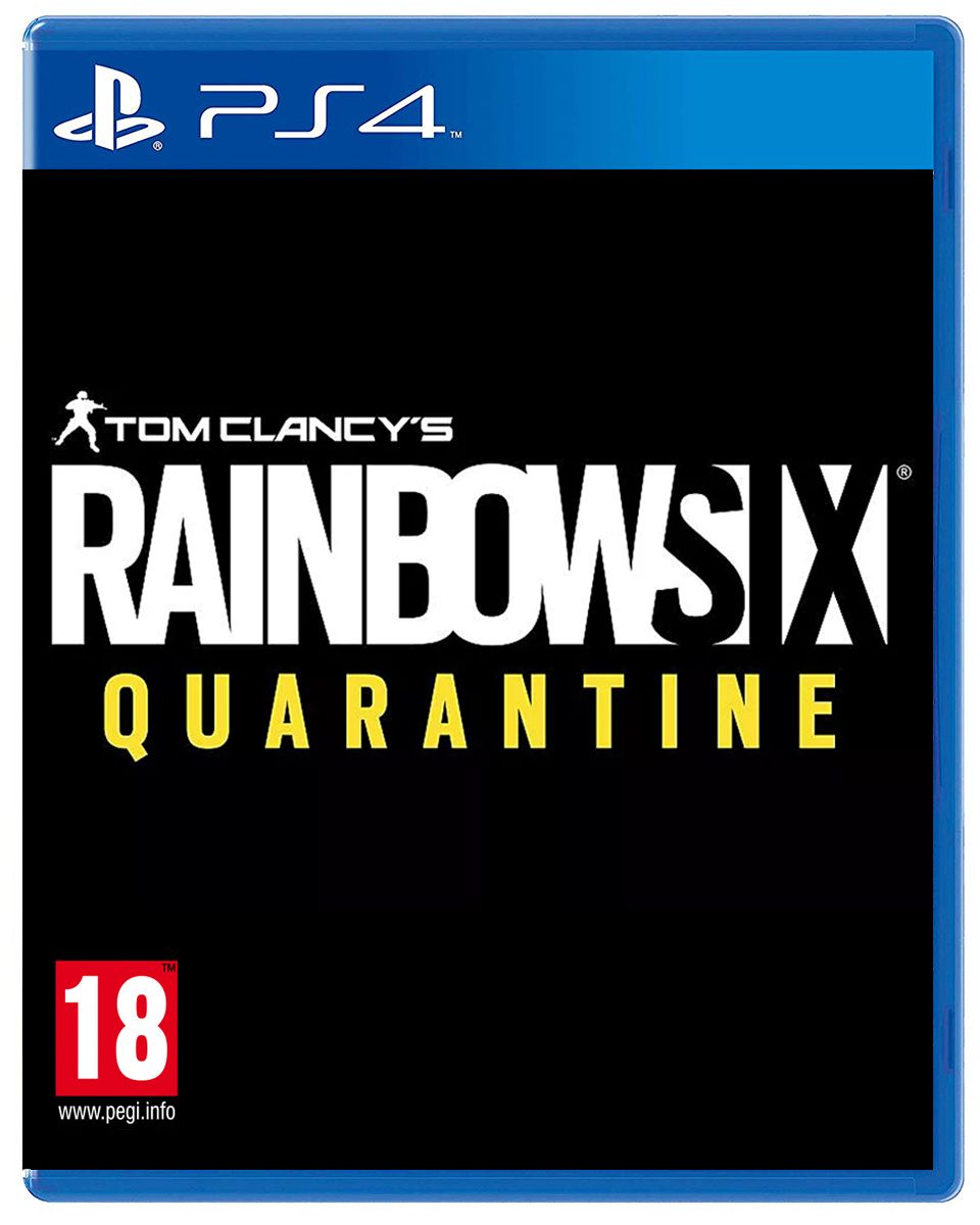 Tom Clancy's Rainbow Six Quarantine (PS4)