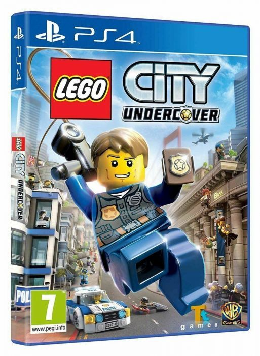 Lego City Undercover: Toy Set Edition (PS4)