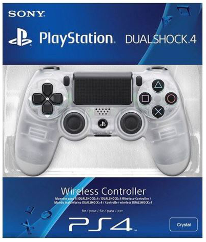 PlayStation 4 Crystal Controller (PS4)