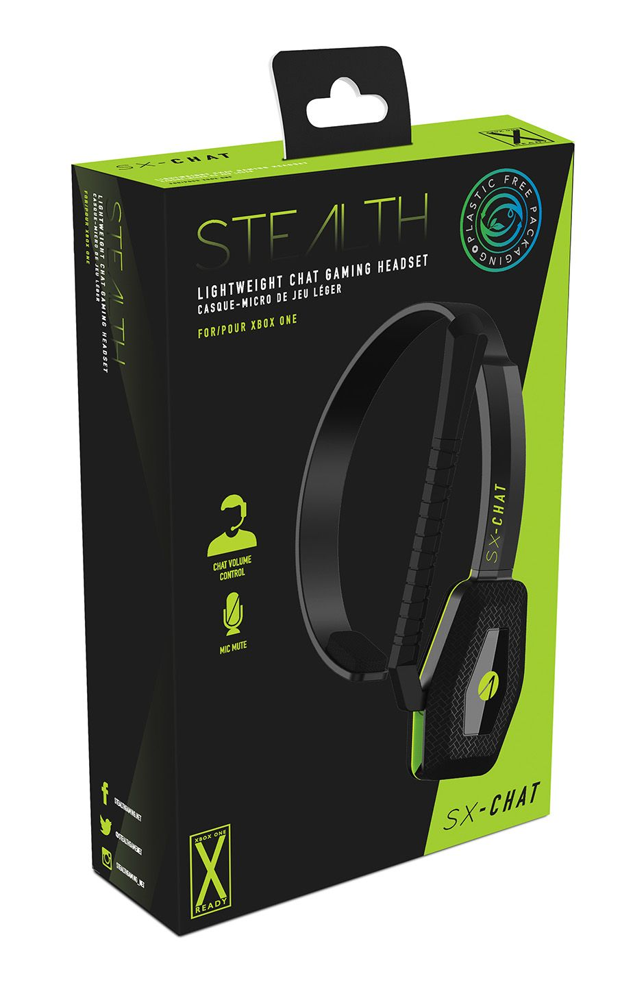 Stealth SX Chat Headset (Xbox One)