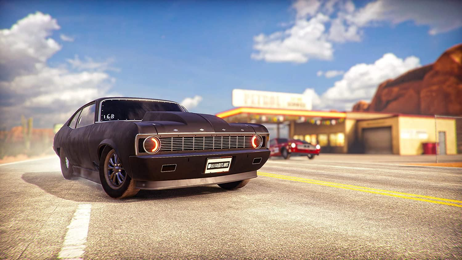 Street Outlaws The List (PS4)