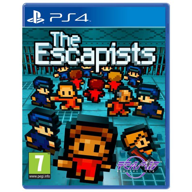 The Escapists (PS4)