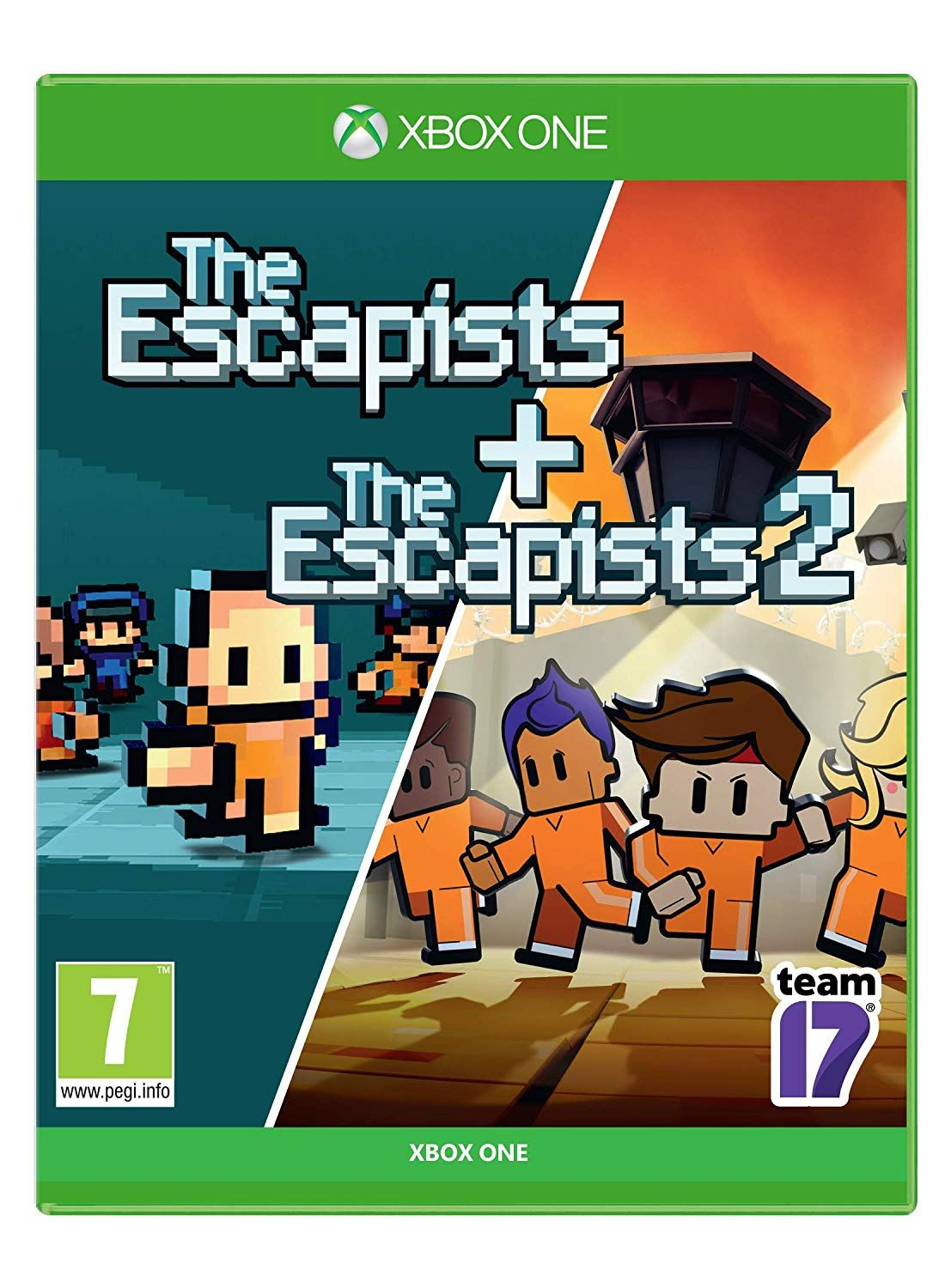 The Escapists 1 and 2 (Xbox One)
