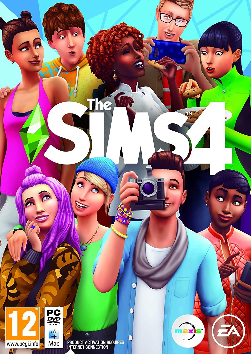 The Sims 4 (PC) - Sell as DLC