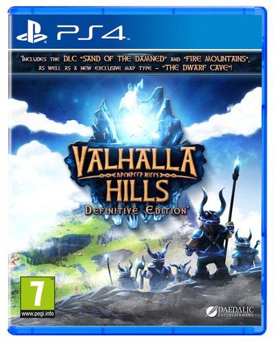 Valhalla Hills Definitive Edition (PS4)