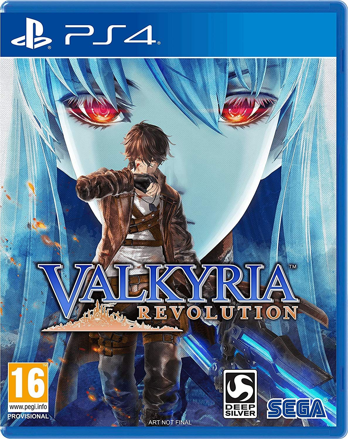 Valkyria Chronicles 4 Day One Edition (PS4)