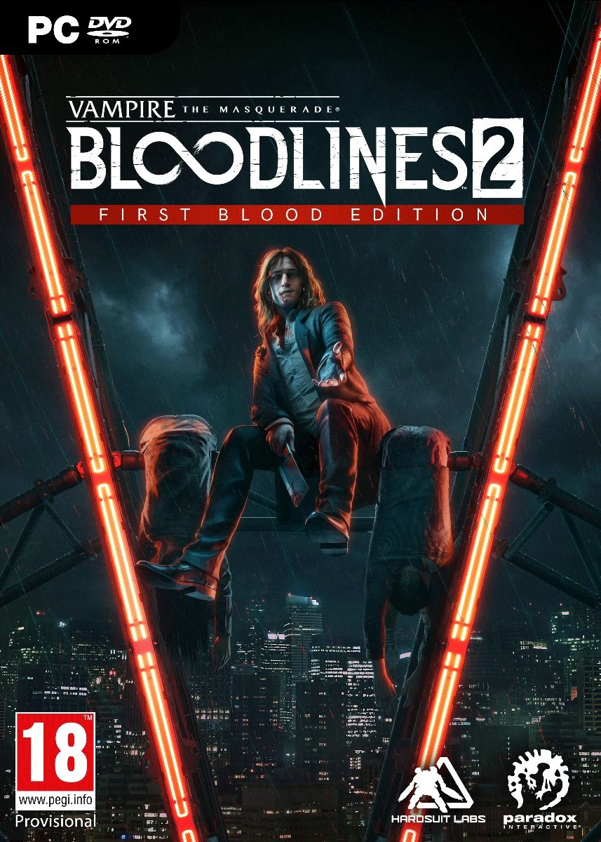 Vampire The Masquerade Bloodlines 2 First Blood Edition  (PC)