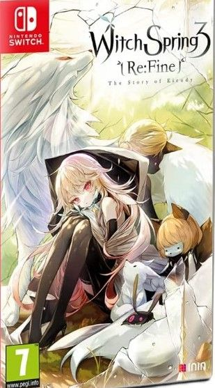 WitchSpring 3 Re:Fine The Story of Eirudy