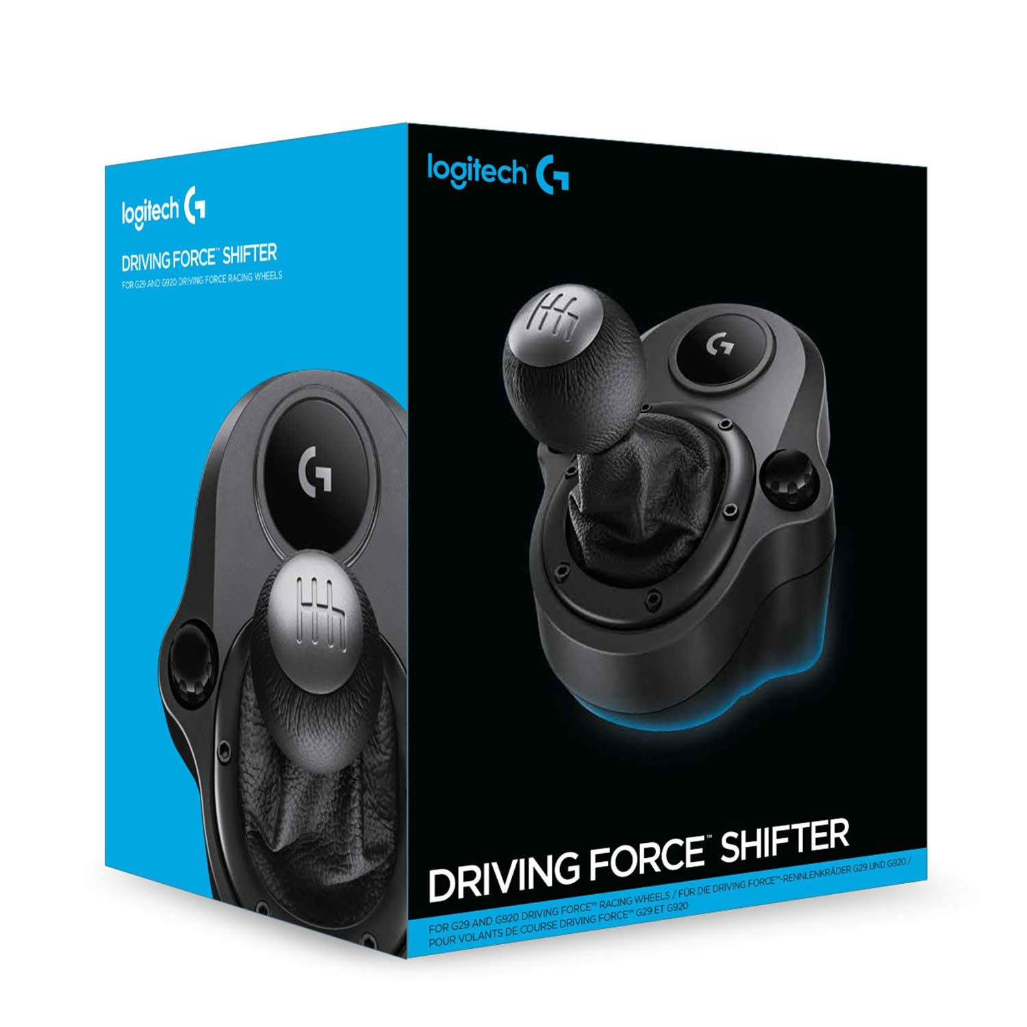 Logitech G29/G920 Driving Force Shifter (PS4/Xbox One)
